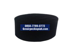 Jual Grosir Kopiah Mutiara Songkok Bahan Bludru Peci Kopiah Produsen - songkok hitam mutiara 1 300x225