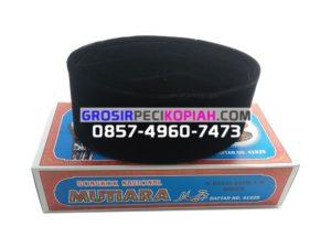 songkok hitam mutiara