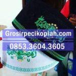 Jual Peci Kopiah Songkok Hitam & Putih Termurah Se-Indonesia